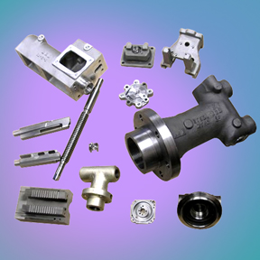 A Wide Variety of Production Components.