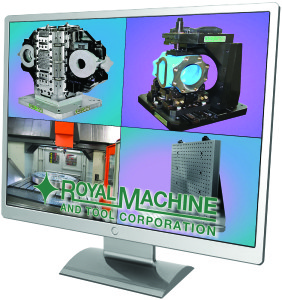 The new series of workholding services and guides are directly accessible from You Tube and the Royal Machine & Tool Website homepage.