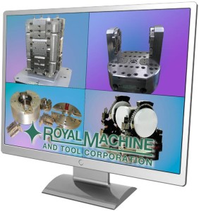 The new series of workholding services and guides are directly accessible from You Tube and the Royal Machine & Tool Website.Homepage..www.royalworkholding.com.